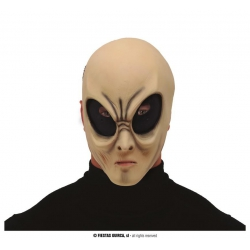 Maska lateksowa alien 02954